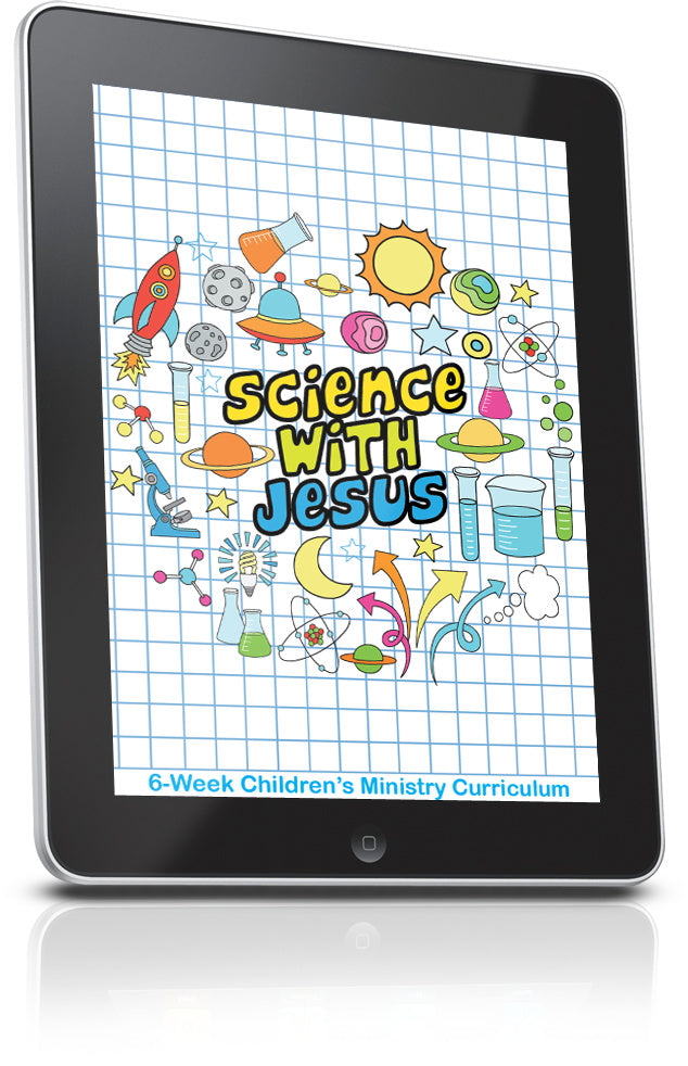 FREE Science With Jesus Children's Ministry Lesson