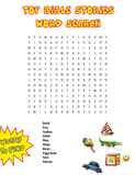 Toy Bible Stories Word Search
