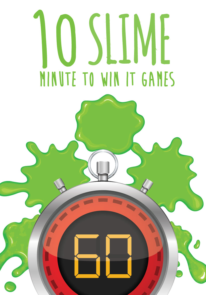 Slime Minute To Win It Games