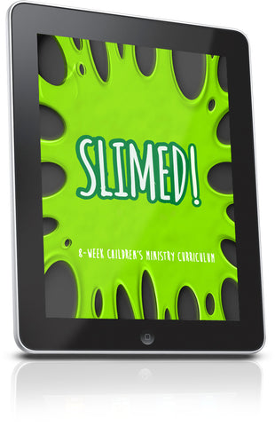 FREE Slimed Children's Ministry Lesson