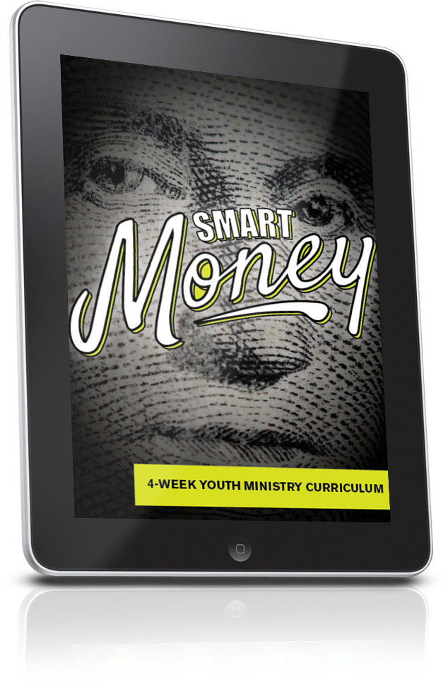 FREE Smart Money Youth Ministry Lesson