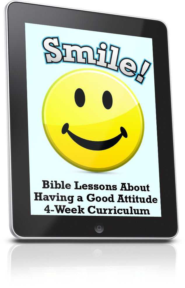 FREE Smile Children's Ministry Lesson