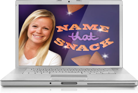 Name That Snack PowerPoint Game