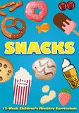 Snacks 12-Week Children's Ministry Curriculum