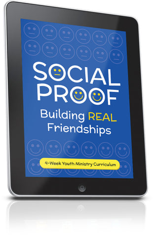 FREE Social Proof Youth Ministries Lesson