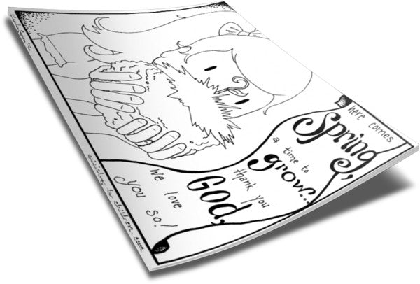childrens church coloring pages - photo#50