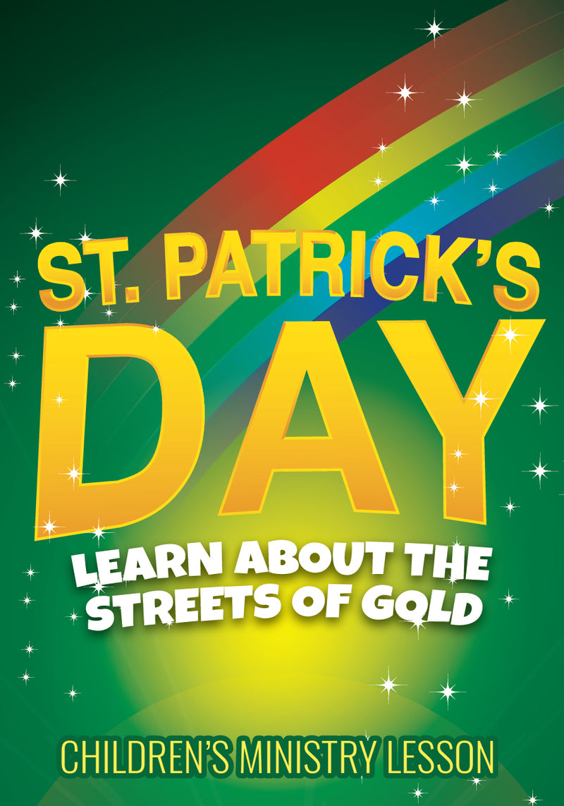 St. Patrick's Day Children's Church Lesson