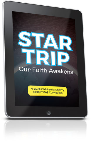 FREE Star Trip Children's Ministry Curriculum Lesson