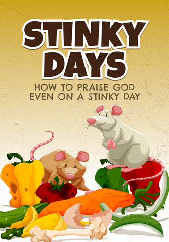 Stinky Days Children's Ministry Lesson