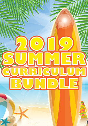 Summer Children's Ministry Curriculum Bundle