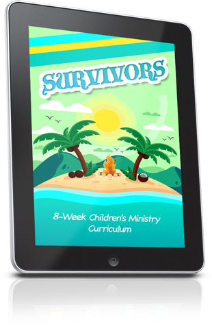 FREE Survivors Children's Ministry Lesson