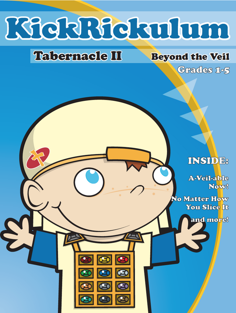 Tabernacle 2: Beyond the Veil 6-Week KickRickulum