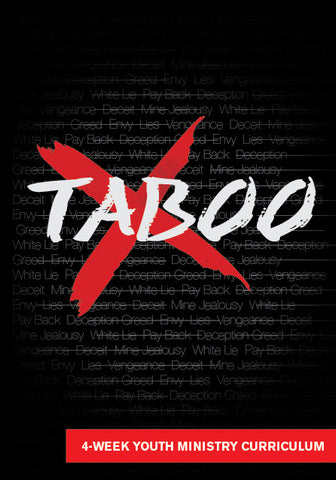 Taboo Youth Ministry Curriculum