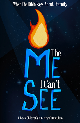 The Me I Can't See 4-Week Children's Ministry Curriculum