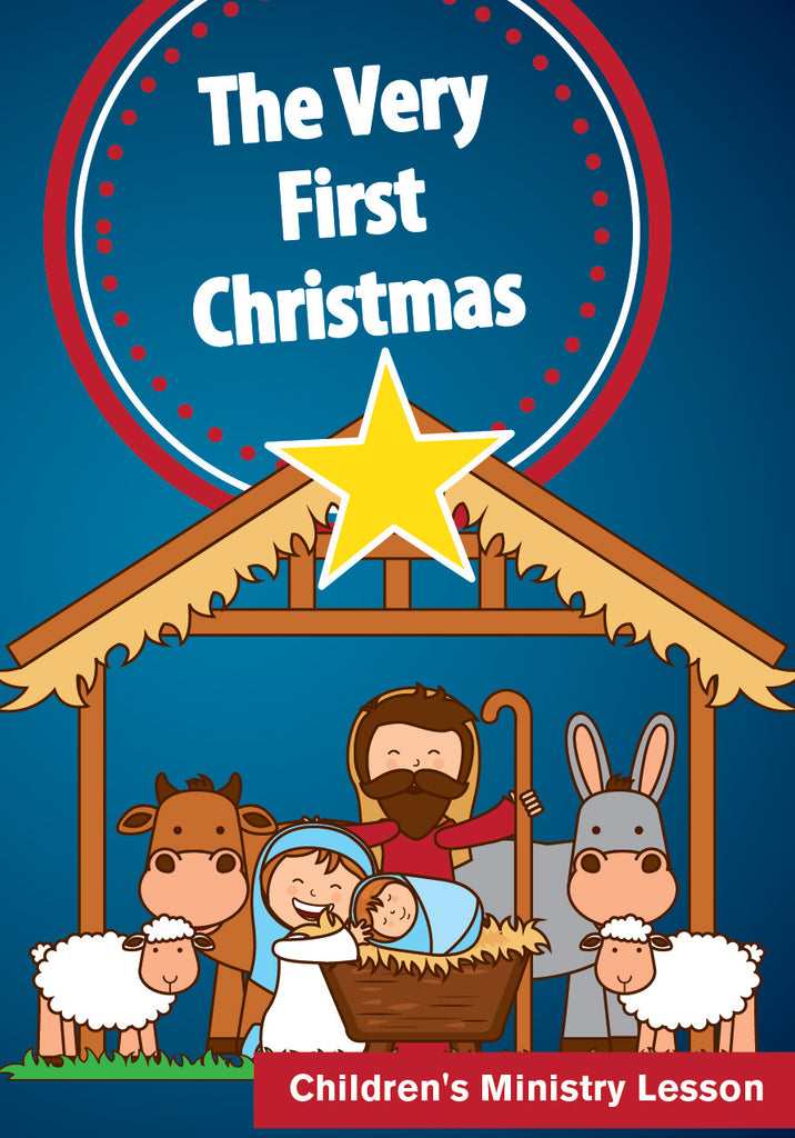 Christmas Children's Church Lesson