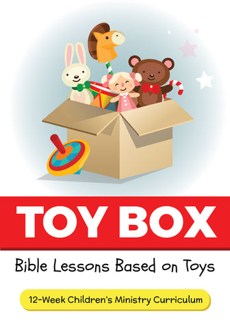 Toy Box 12-Week Children's Ministry Curriculum