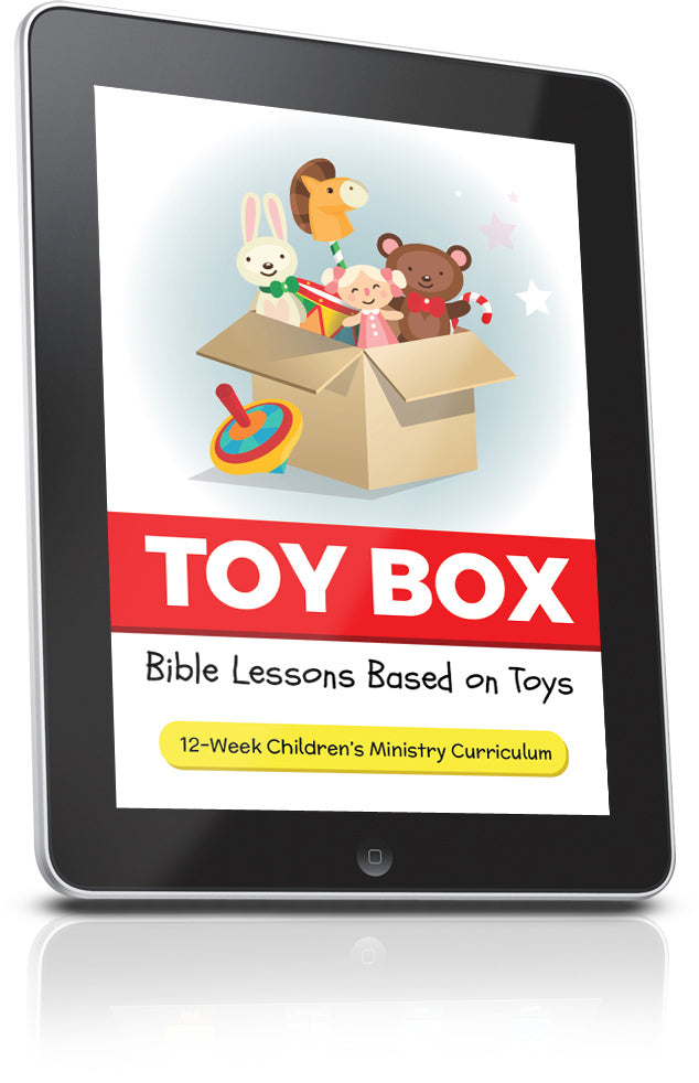 FREE Toy Box Children's Ministry Lesson