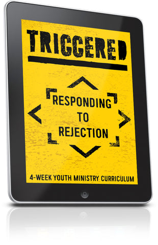 FREE Triggered Youth Ministry Lesson