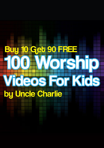 Children's Ministry Worship Video Deal