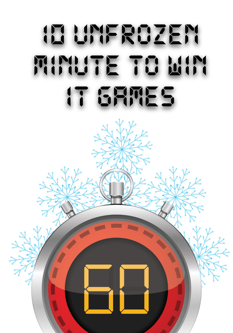 Unfrozen Minute To Win It Games