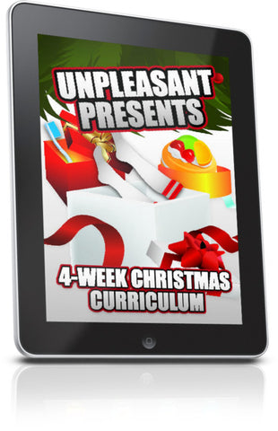 FREE Unpleasant Presents Children's Ministry Lesson