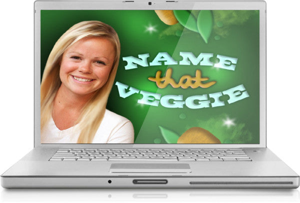 Name That Veggie PowerPoint Game