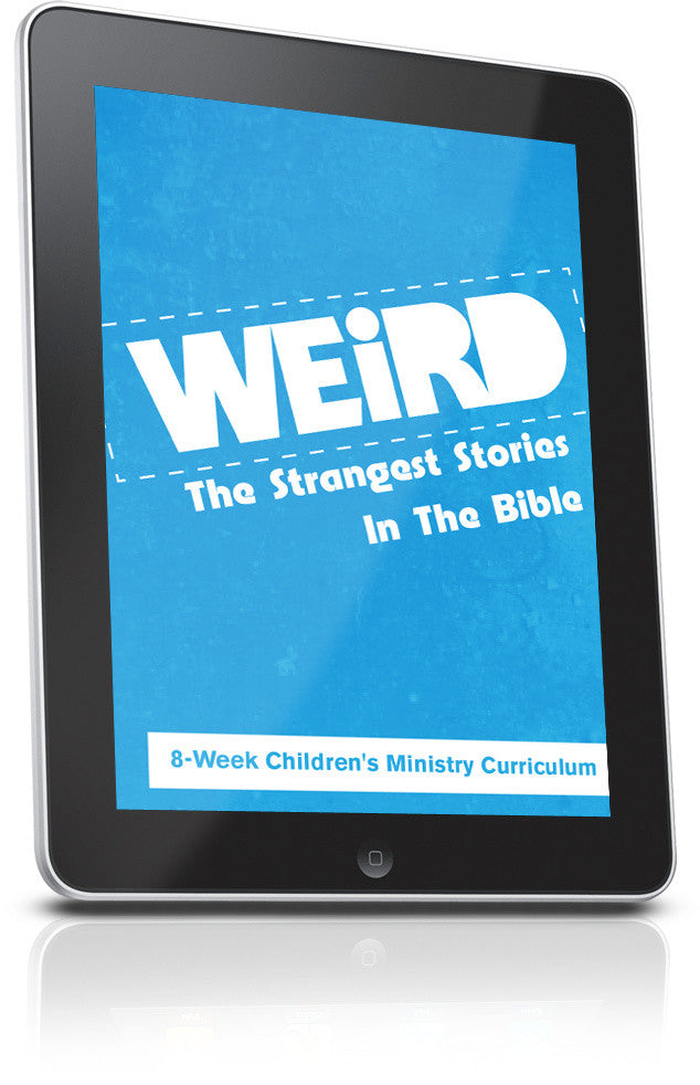Weird Children's Church Lesson