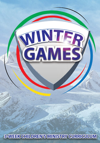 Winter Games 3-Week Children's Ministry Curriculum