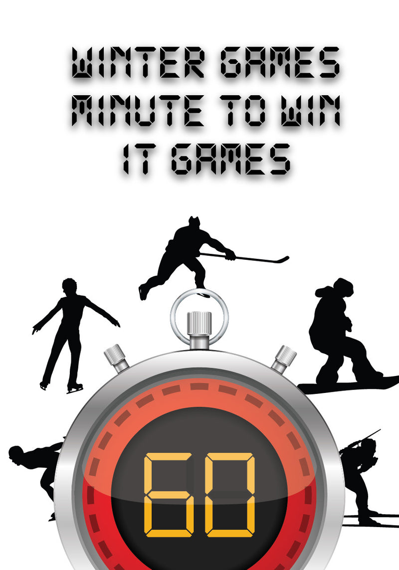 Winter Games Minute to Win It Games