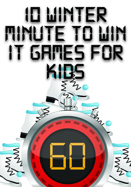 10 Winter Minute to Win It Games