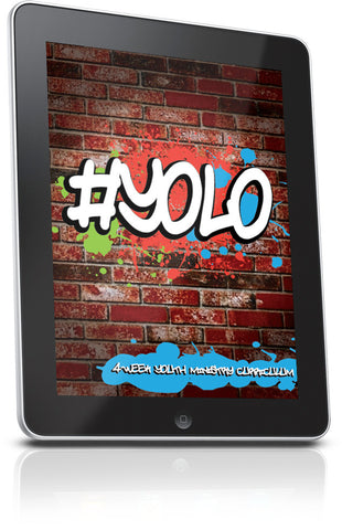 FREE YOLO Youth Ministry Lesson