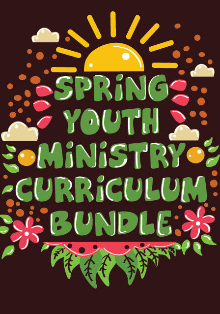 Spring Youth Ministry Curriculum Bundle