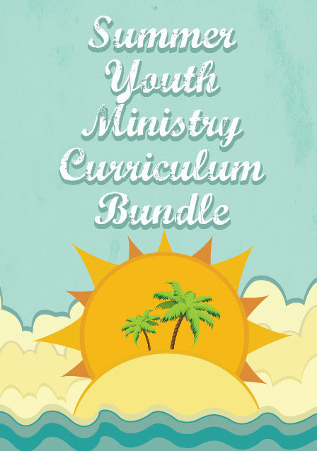 Summer Youth Ministry Curriculum Bundle