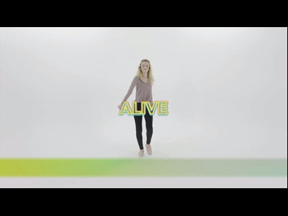 Alive Hand Motions Video
