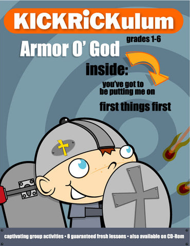 Armor Of God 8-Week Kickricklum