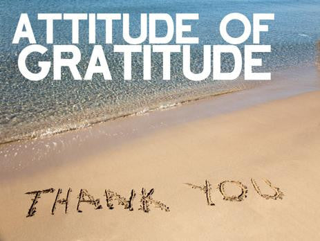 Attitude of Gratitude 4-Week Preteen Curriculum