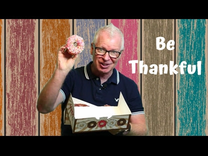 BE THANKFUL - OBJECT LESSON