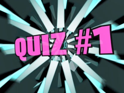 Bible Books Quiz Version 1 Church Game Video for Kids