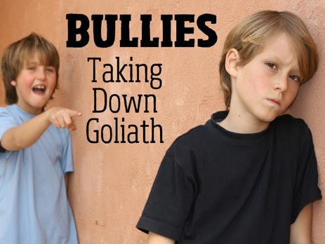 Bullies 4-week Preteen Curriculum