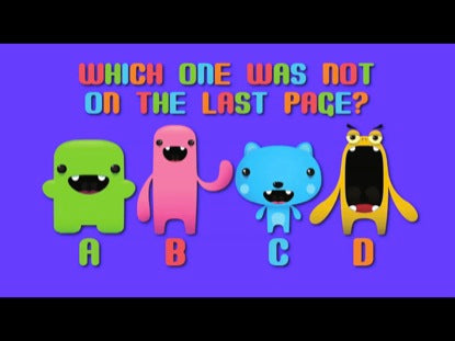 Flashback Memory Church Game Video for Kids