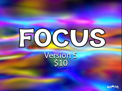 Focus Version 5 Church Game Video for Kids