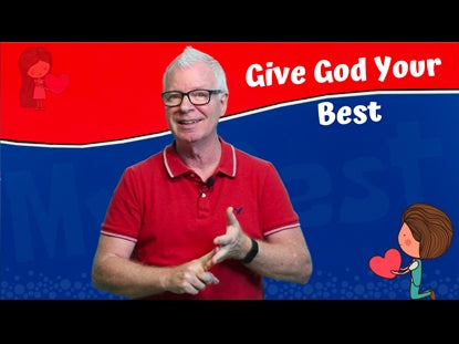 GIVE GOD YOUR BEST - INTERACTIVE LESSON