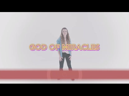 God of Miracles Hand Motions Video