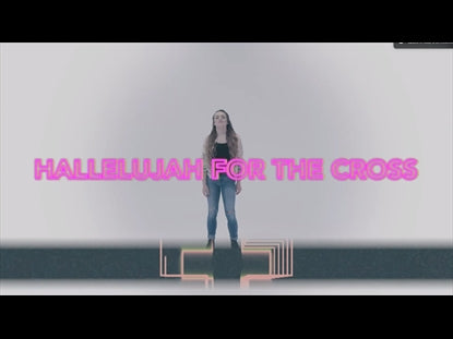 Hallelujah For The Cross Hand Motions Video