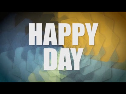 Happy Day Worship Video for Kids