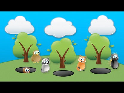 Hiding Places Church Game Video for Kids