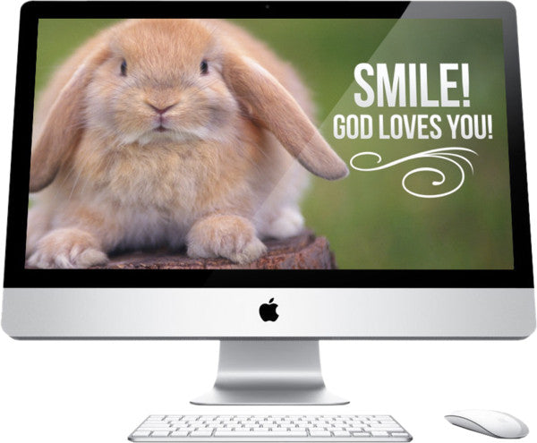 God Loves You Graphic