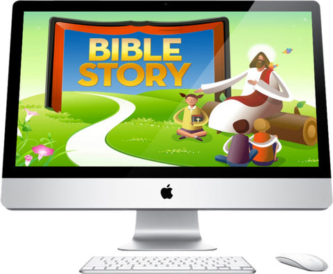Bible Story Children's Church Graphics