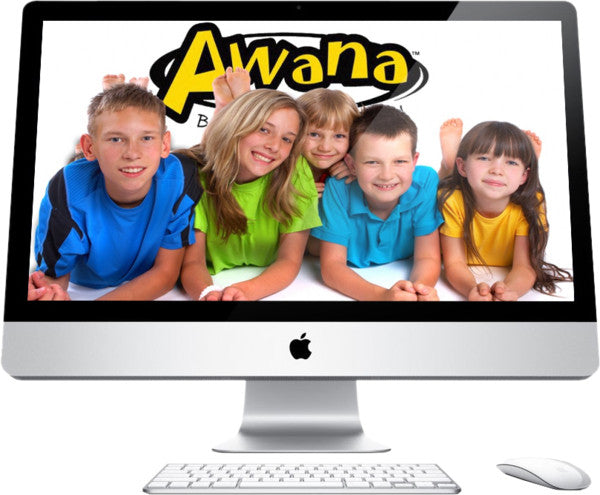 Awana Children's Church Graphic