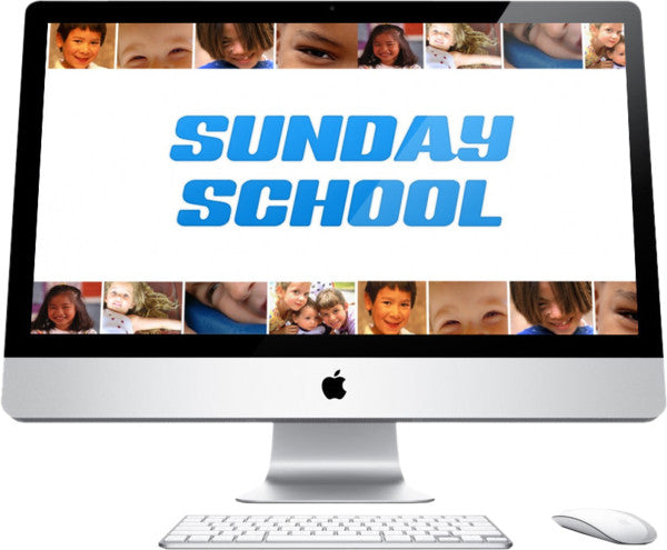Sunday School Graphics